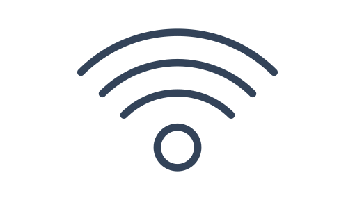 Icon Wifi gratis en el hotel